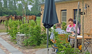 Booking form Aldörrum Holiday Cottages - Bed and Breakfast - Aarle-Rixtel, in the neighbourhood of Helmond, Eindhoven, Uden or Veghel in Holland.